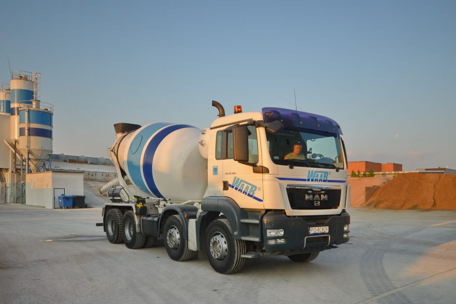 Producent betonu